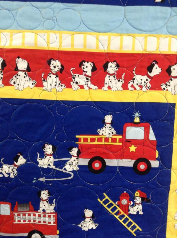 Ann's Fire Engines