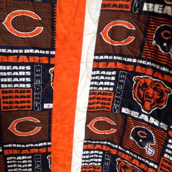 Brenda's Chicago Bears for Norma