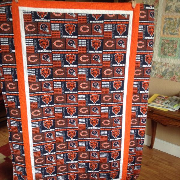 Beverly's Chicago Bears for Norma