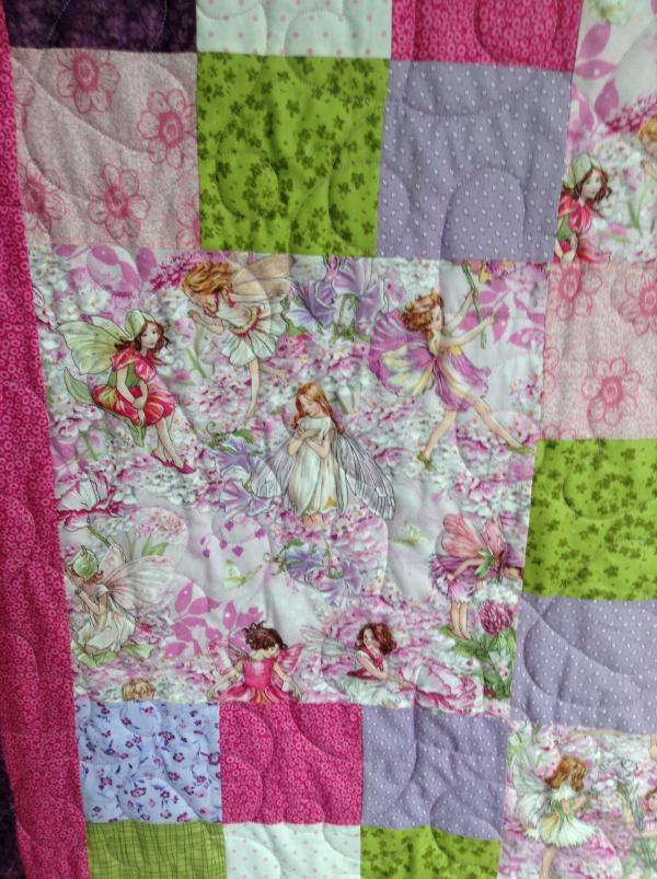 Jackie's Flower Fairies