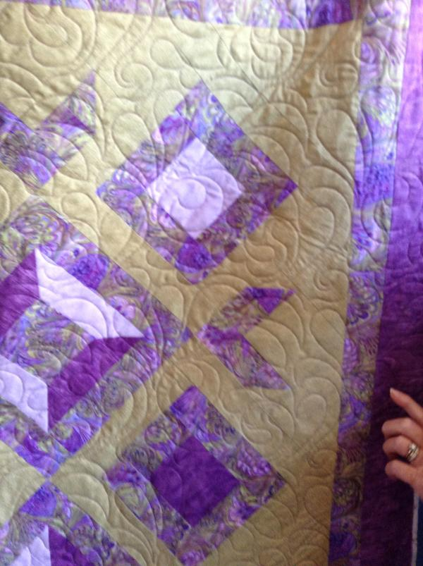 Judy's Lilac Swirls