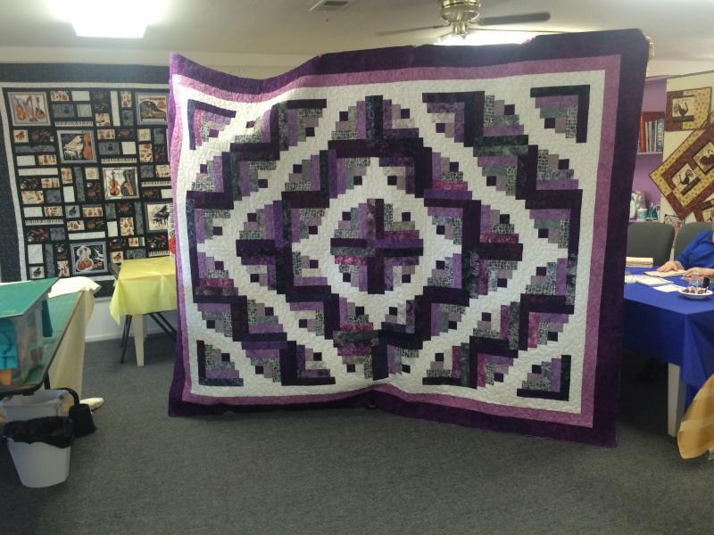 Brenda's Purple Passion