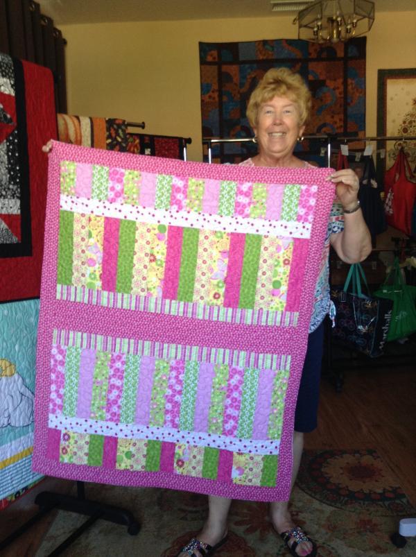 Sue's Emmie's Quilt