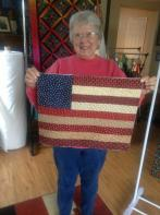 Kathy's Flag Placemats
