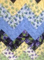 Kathy's Purple Petunias