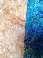 Patrice's Paper-Pieced Batik