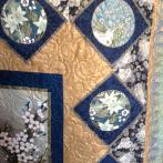 Judy's Peacock Panel
