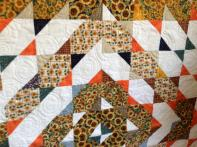 Takeko's Sunflower Quilt