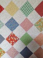 Grace's My Patches Quilt
