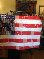 Samantha's American Flag 1