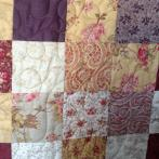 Jackie's Wedding Quilt
