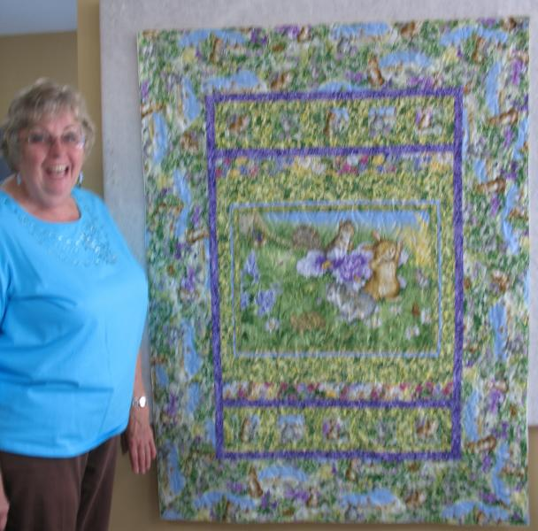 Marjorie's Butterfly Quilt