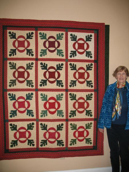 Anne's Applique Quilt