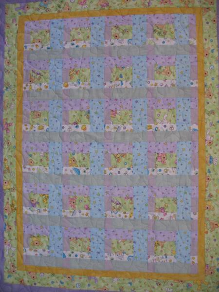 Judy's Baby Quilt
