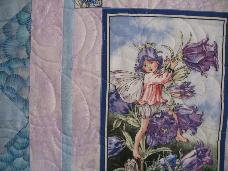 Judy's Fairy Quilt