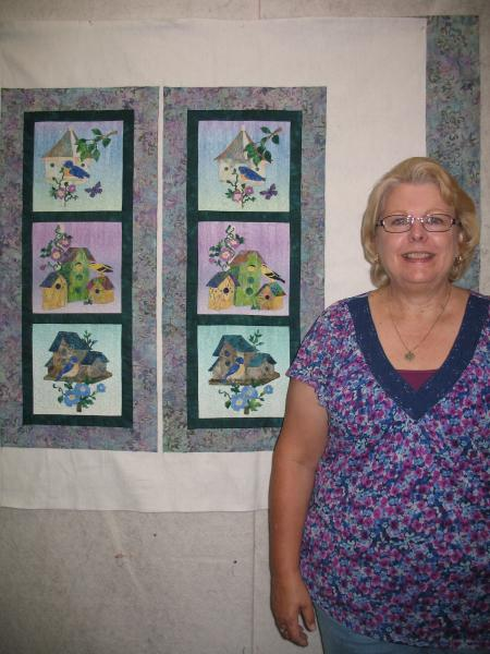 Judi's Applique Quilts