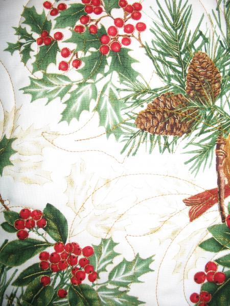 Gracie's Christmas Panel