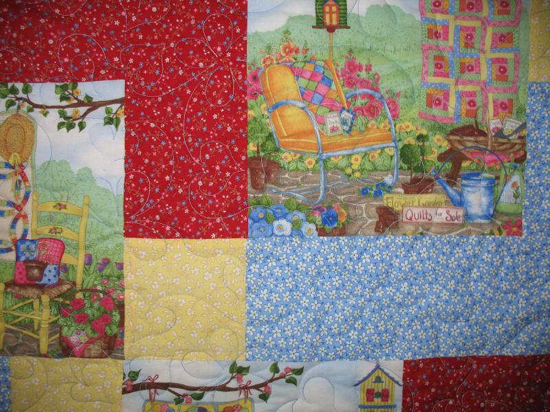 Loretta's Quilt Blocks Quilt
