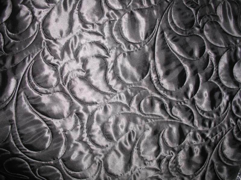 Cynthia's Black and White Quilt