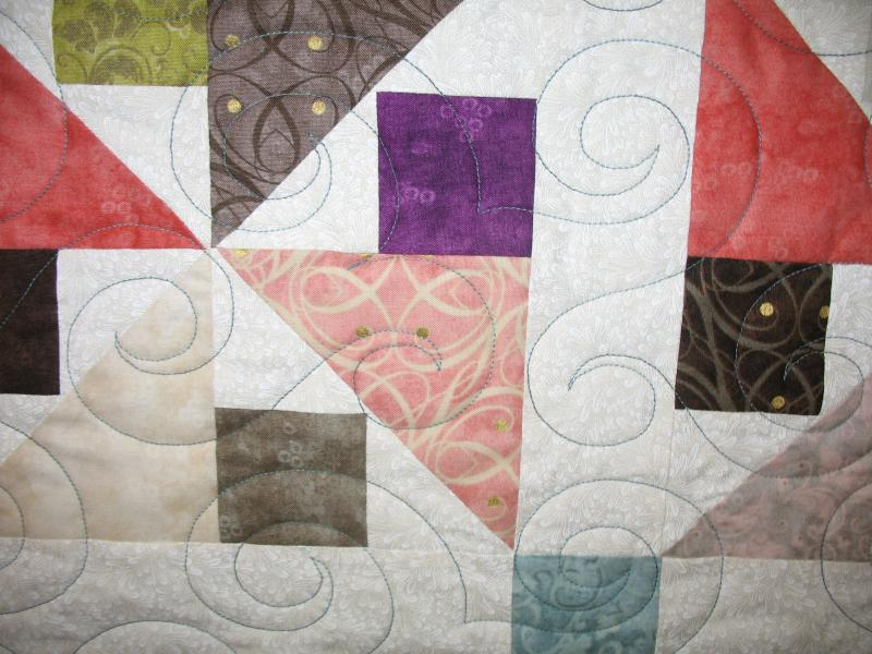 Judy's Neighborhood Quilt