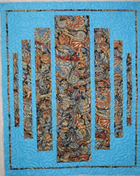 Pat's Egyptian Quilt