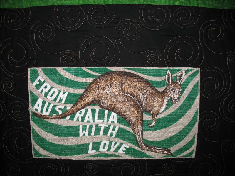 Linda's Australian Quilt