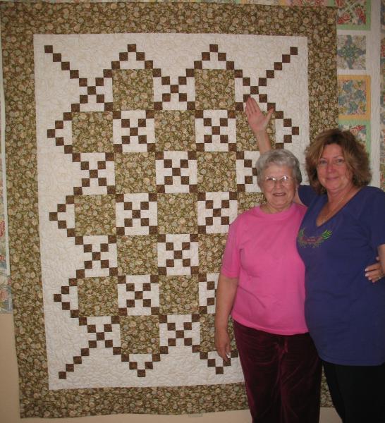 Kathy's Oriental Quilt