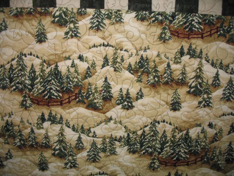 Norma's Winter Quilt