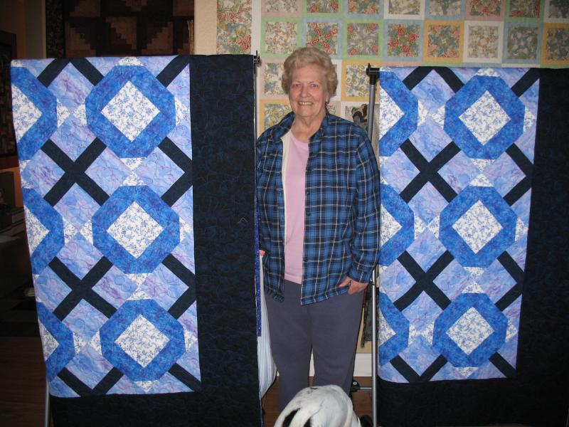 Pat's Hugs and Kisses Quilts
