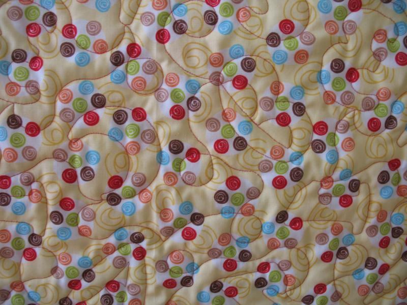 Donna's Italian ABC Quilt