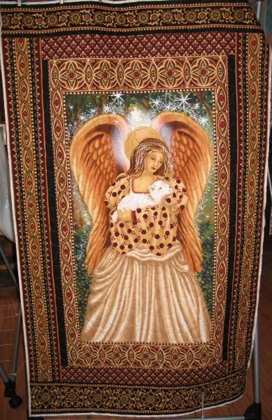 Brenda's Angel Quilt