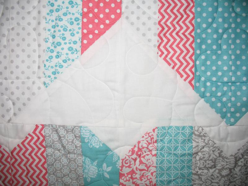 Mary's Heartstrings Quilt