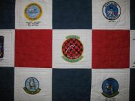 Patty and Alan's Navy Quilt (10 of 13)