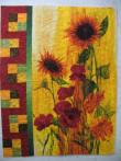 Sherri's Sunflower Quilt