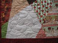 Joan's Apple Quilt