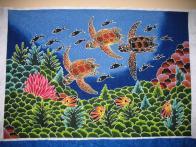 Marsha's Ocean Quilt
