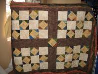 Patty's Batik Quilt