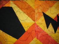 Patricia's Halloween Quilt