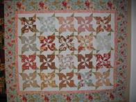 Virginia's Wedding Quilt
