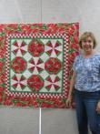 Angela's Watermelon Quilt