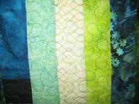 Linda's Strip-Pieced  Quilt