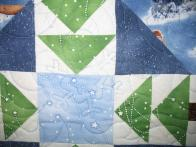 Jenny's Winter Quilt