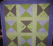 Susan's Purple Quilt