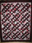 Diane's Jacobs Ladder Quilt