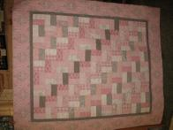 Virginia's Princess Baby Quilt