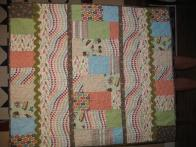 Susan's Triangle Quilt