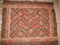 Pat's Jacobs Ladder Quilt