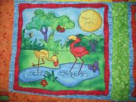 Judy's Zoo Quilt