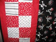 Susie's Pirate Quilt