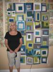 Liz's Amazing Art  Quilt
